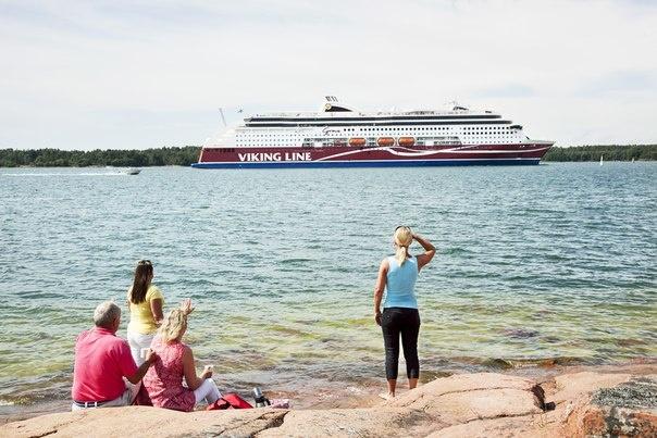 Паром в скандинавские страны