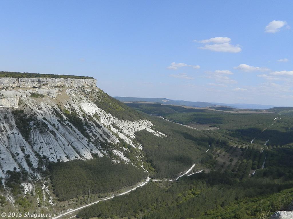 Плато Чуфут-Кале