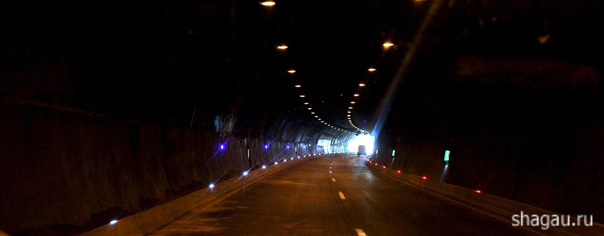 Дорога в Батуми