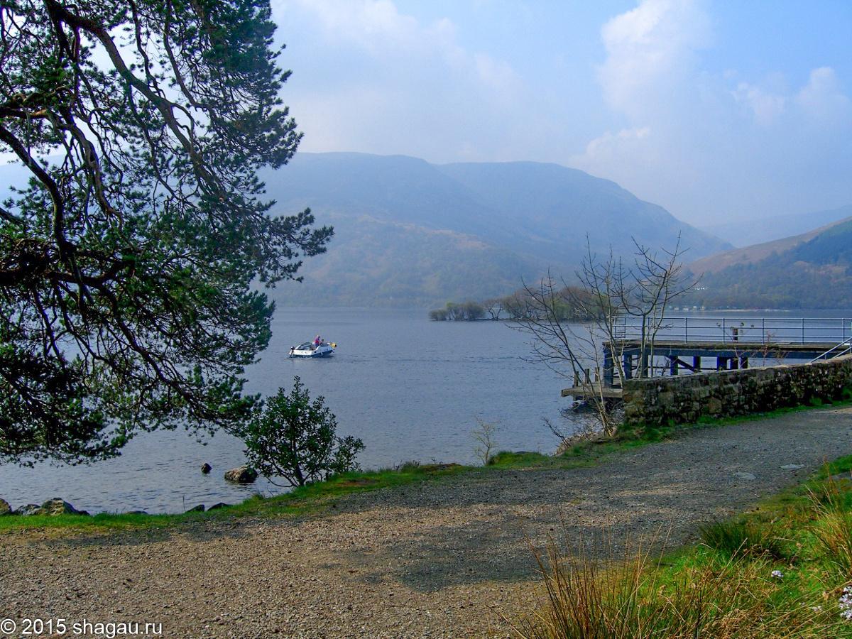 Озеро Лох-Ломонд