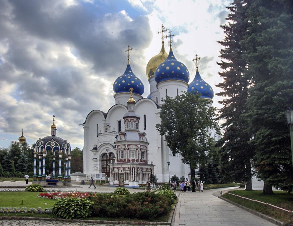 Успенский собор. Сергиев Посад