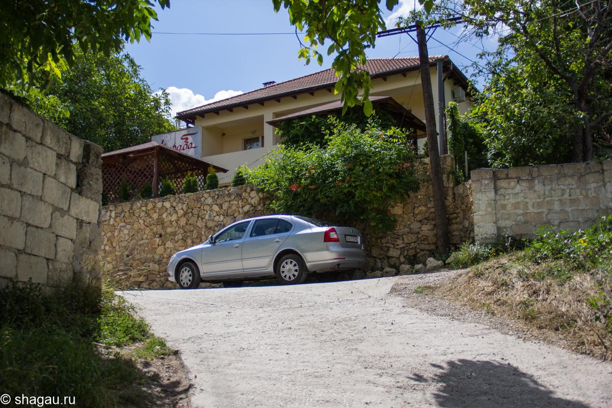 Гостевой дом Мераба