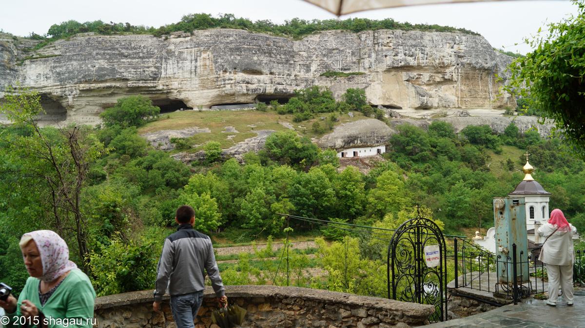 В Успенском монастыре