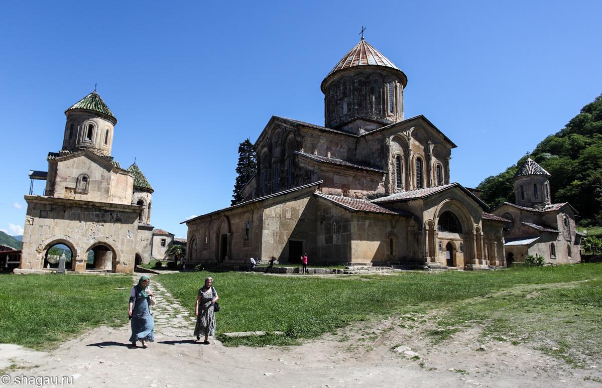 Грузия. Кутаиси