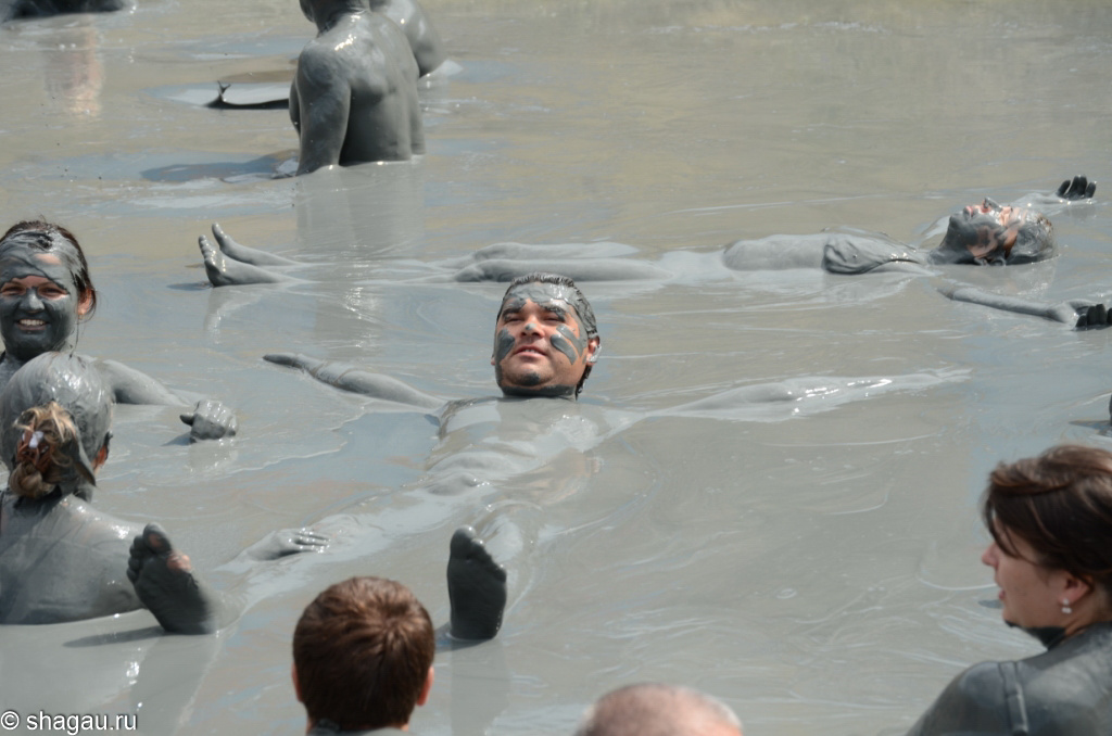 Тиздарские грязи