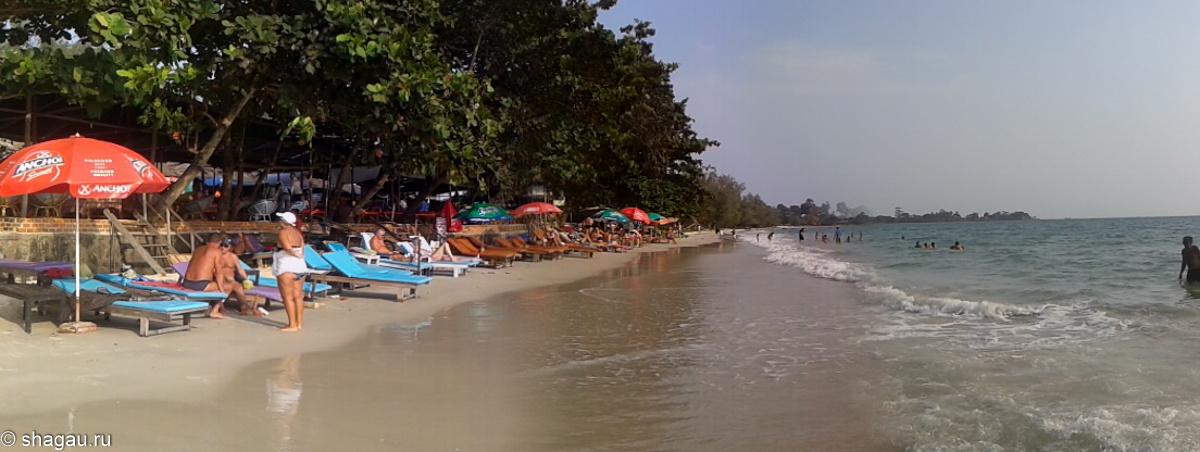 Пляж Независимости (Independence beach)
