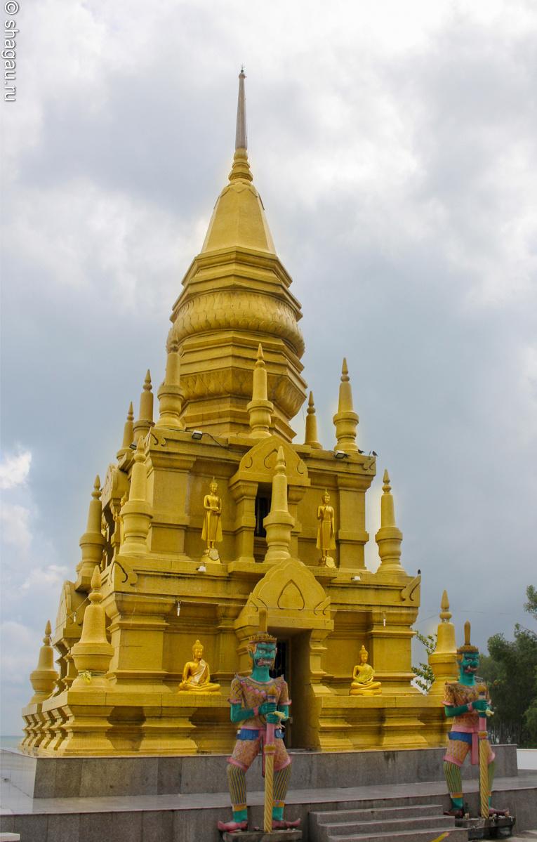 храм Лаем Сор (Laem Sor)
