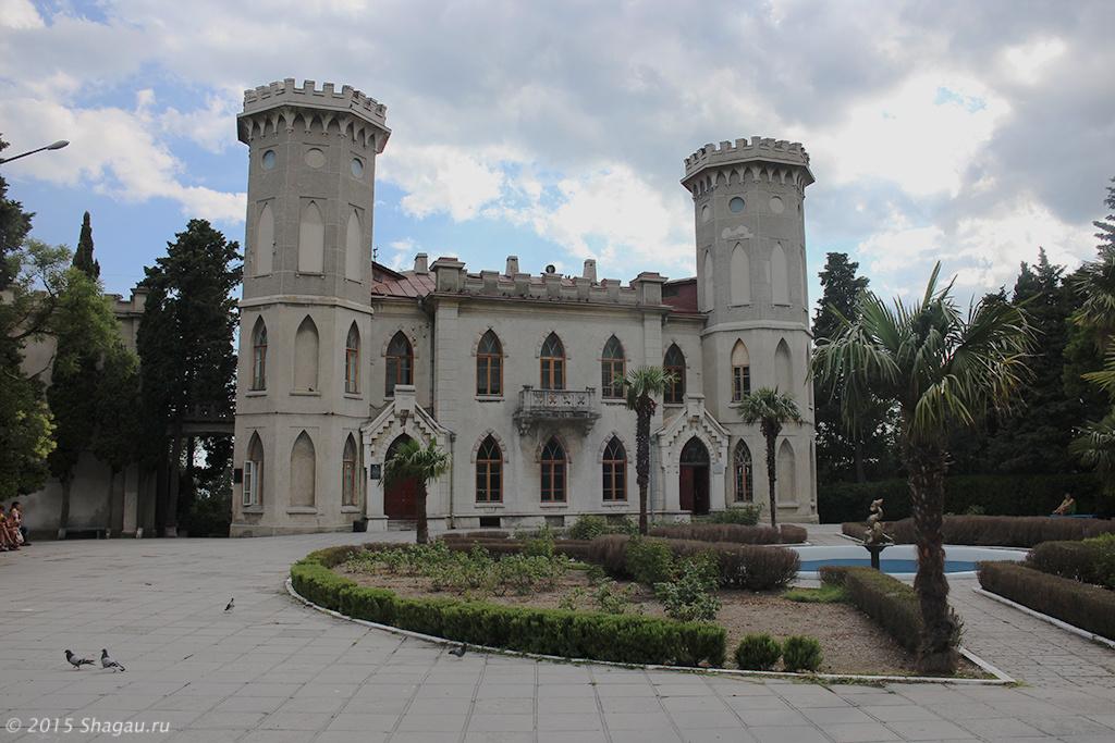 Дворец Паниной