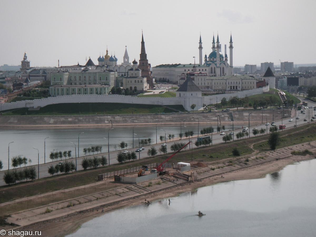 Панорама Казань