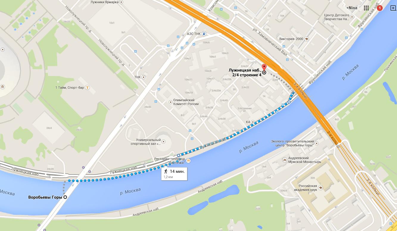 Музей Арт деко на карте