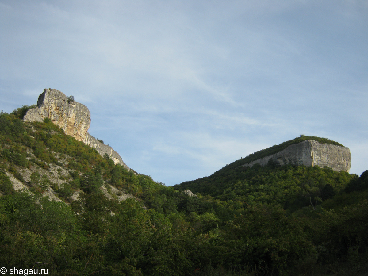 Куле Бурун и Теодоро