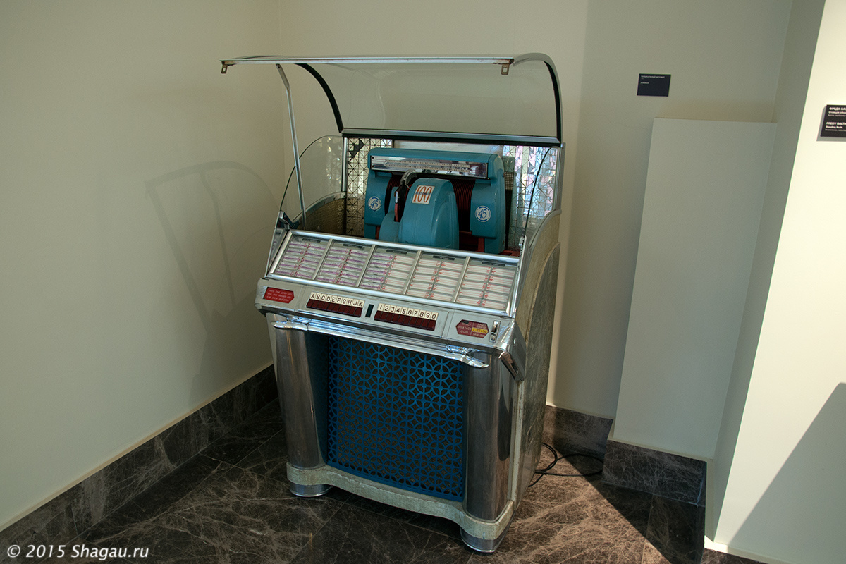 Музыкальный апарат
