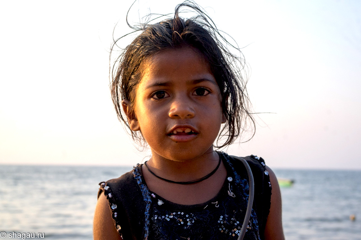 Индийские дети