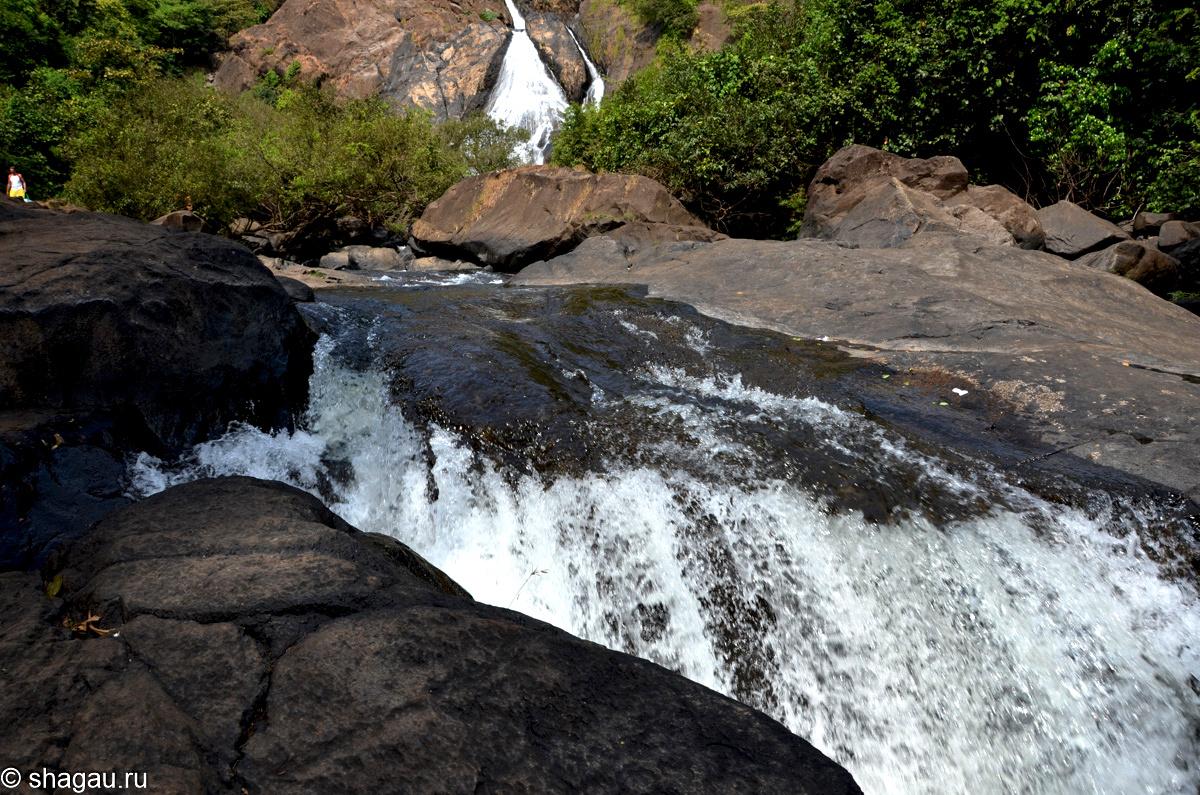 Водопад Гоа