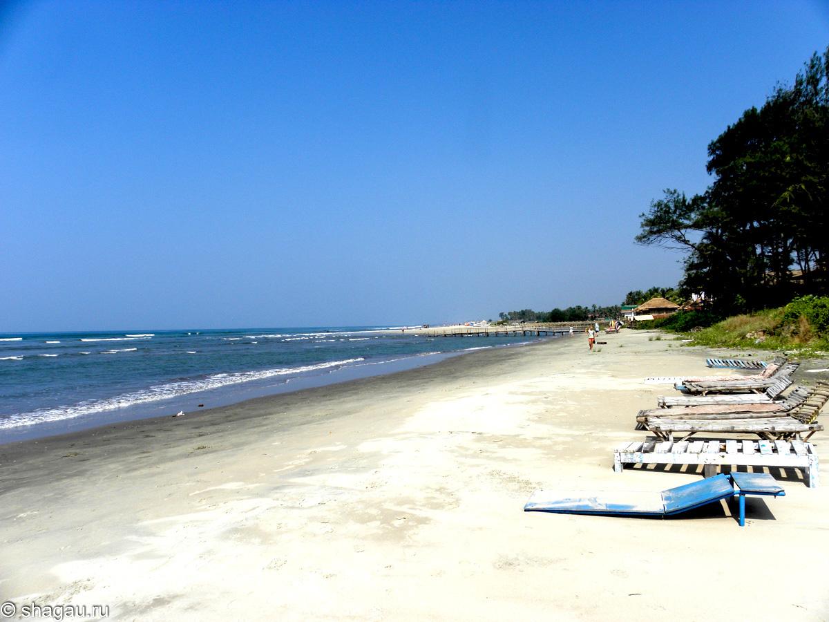 Пляж Мандрем Гоа