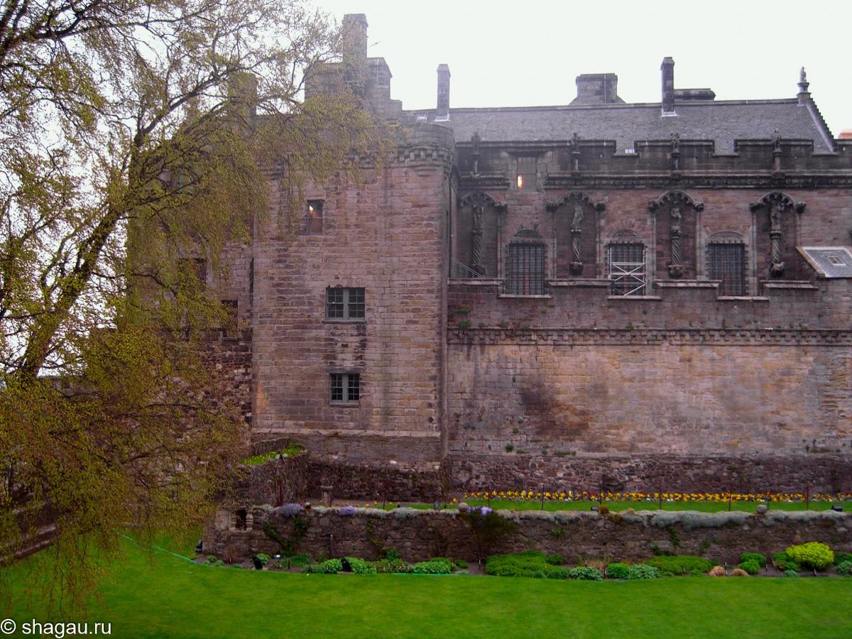 Королевский дворец Стерлинг