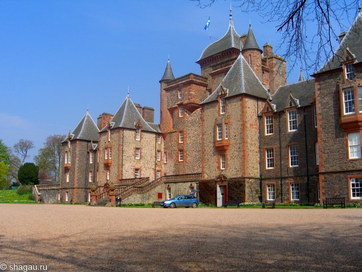 Замок Тирлстейн