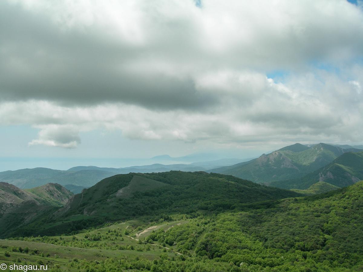Пейзажи с Горучи