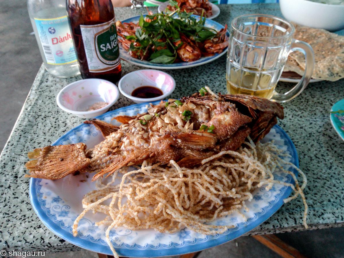 Где поужинать во вьетнаме