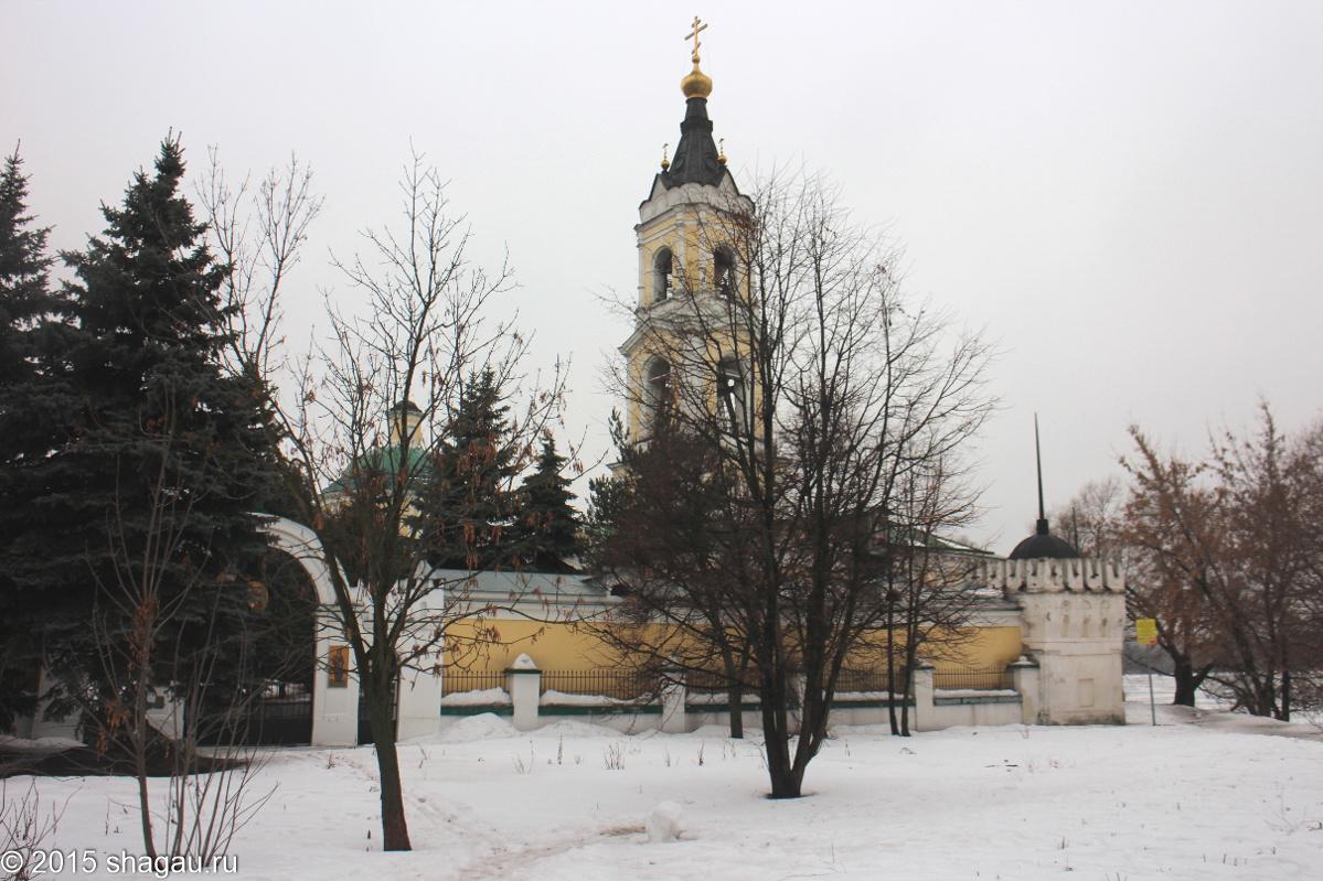 центральная усадьба совхоза серпуховский схема проезда