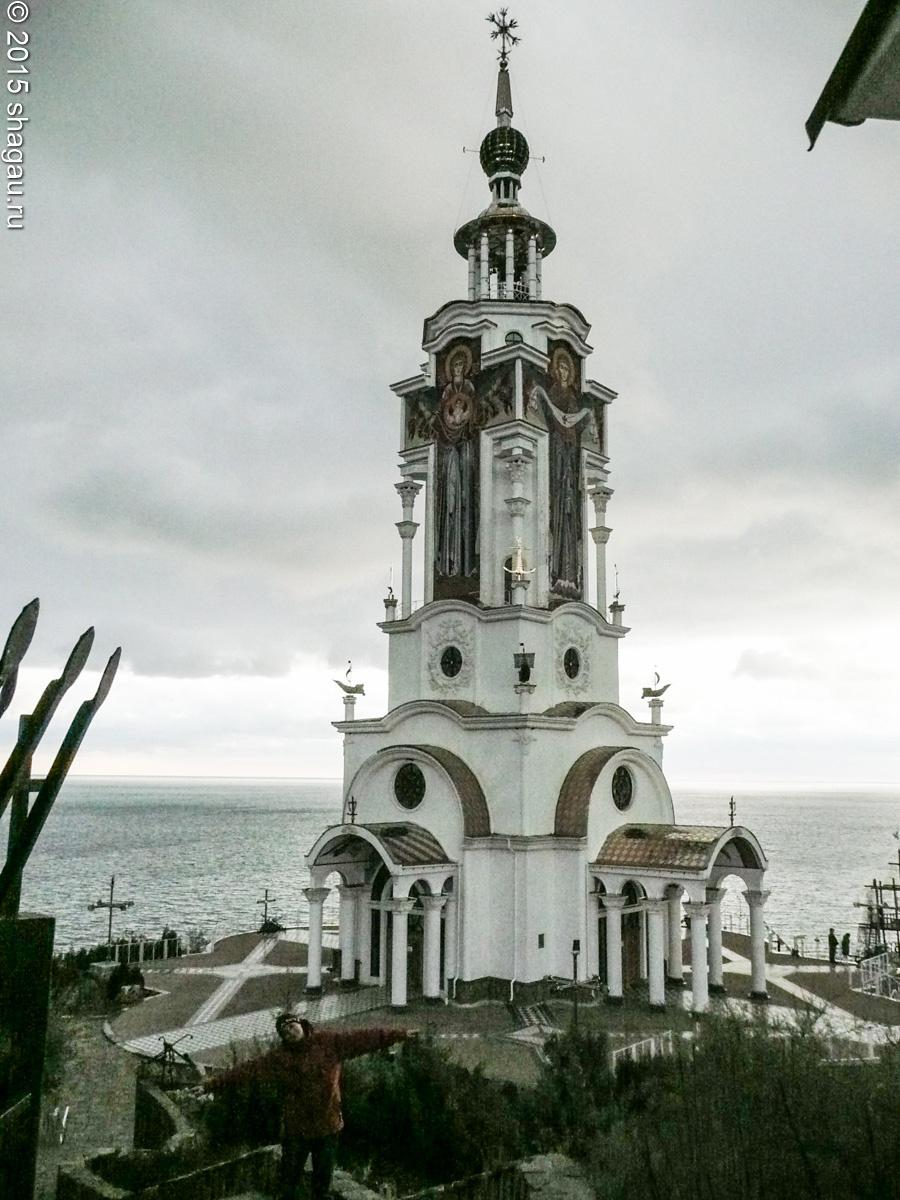 Храм-маяк Ниоклая Чудотворца