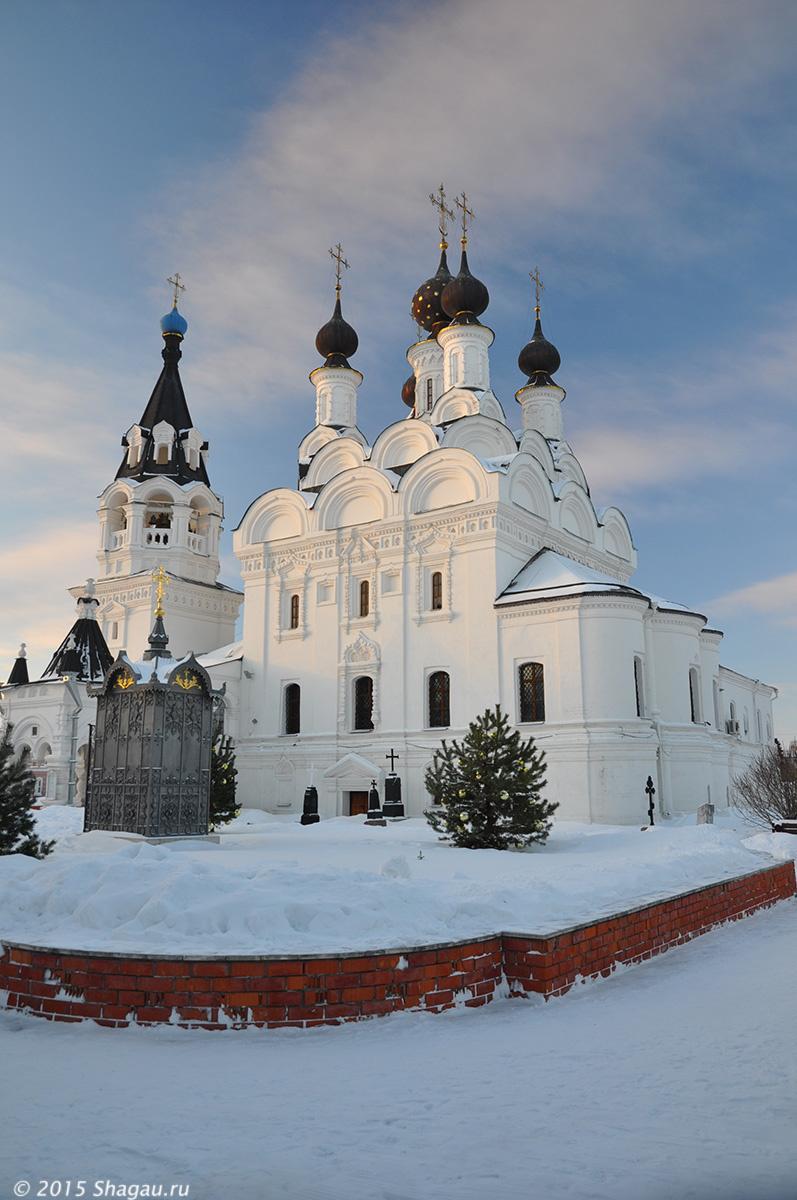 Собор монастыря