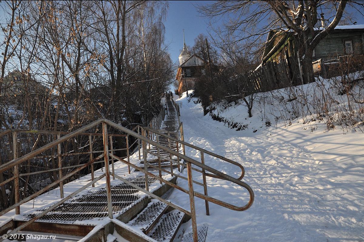Косьмодомианская церковь