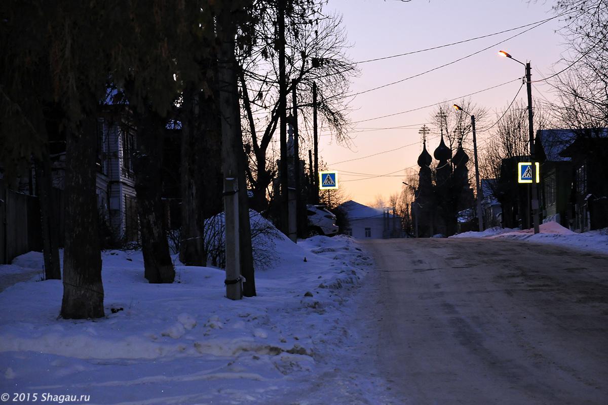 На улицах Мурома