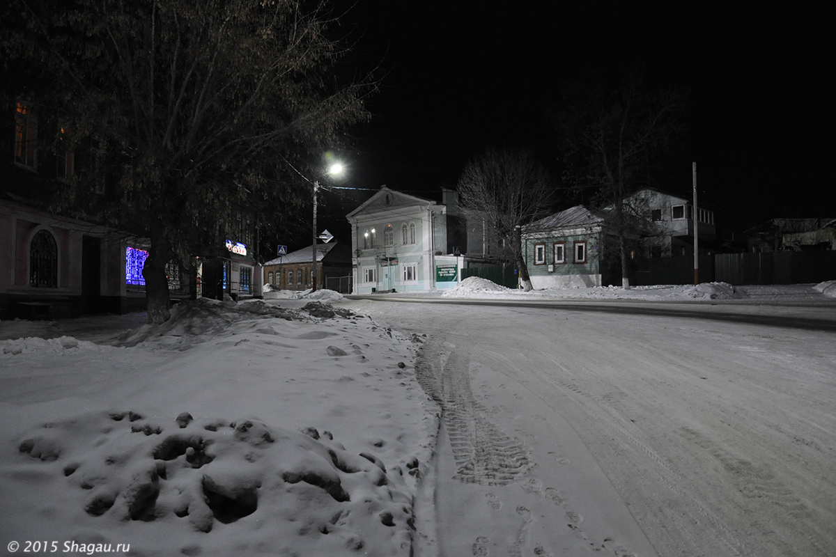 Ночной Муром