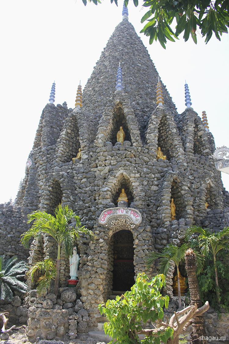 Храм ракушек