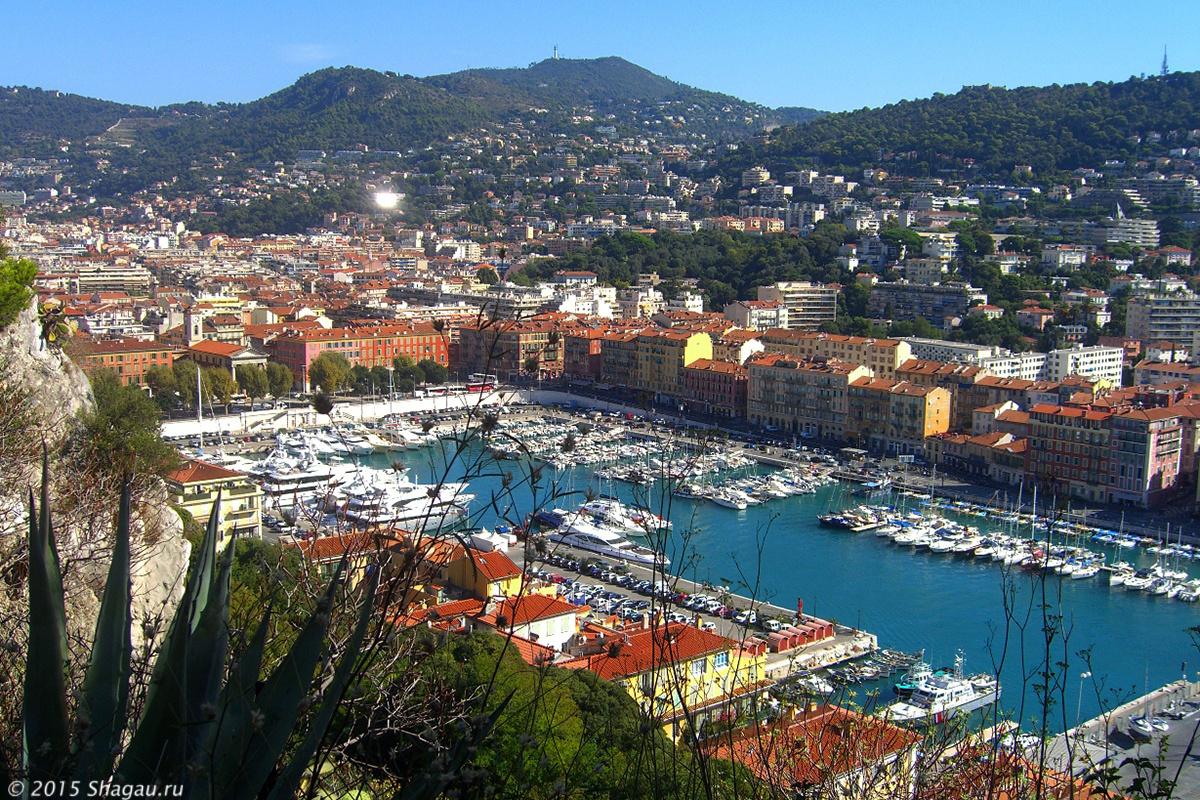 Вид на старый порт