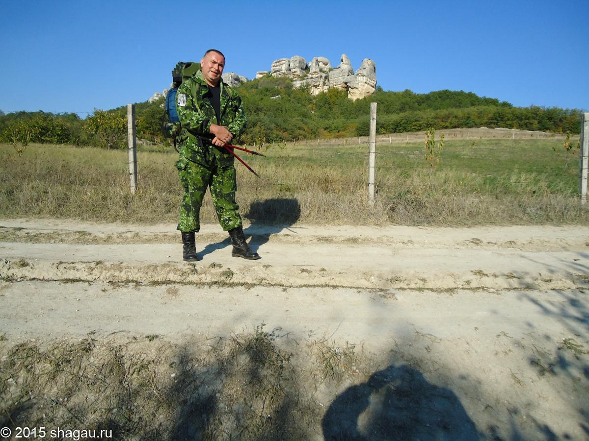 Поход Крым