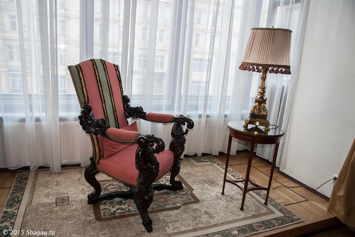 Призидентский люкс. Венецианское кресло