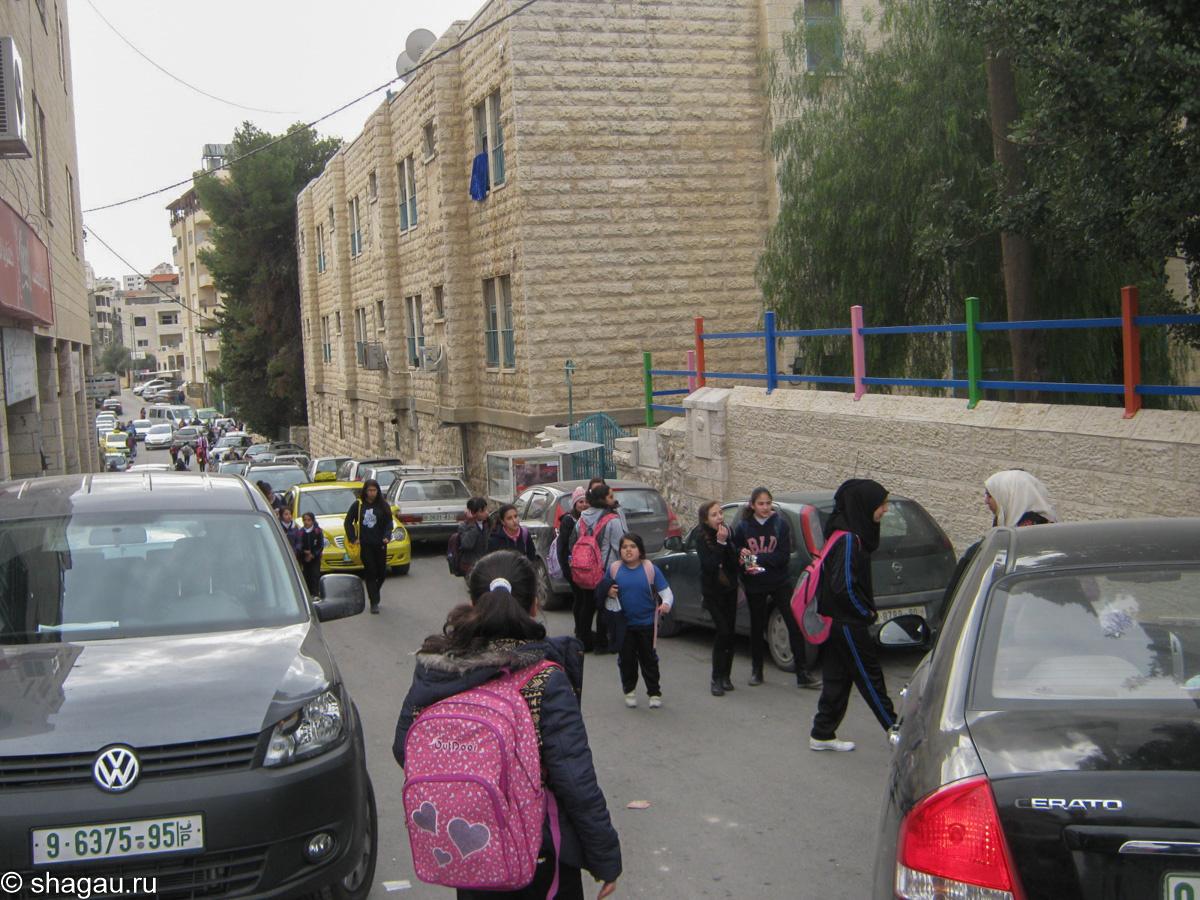 Вифлием. Палестина