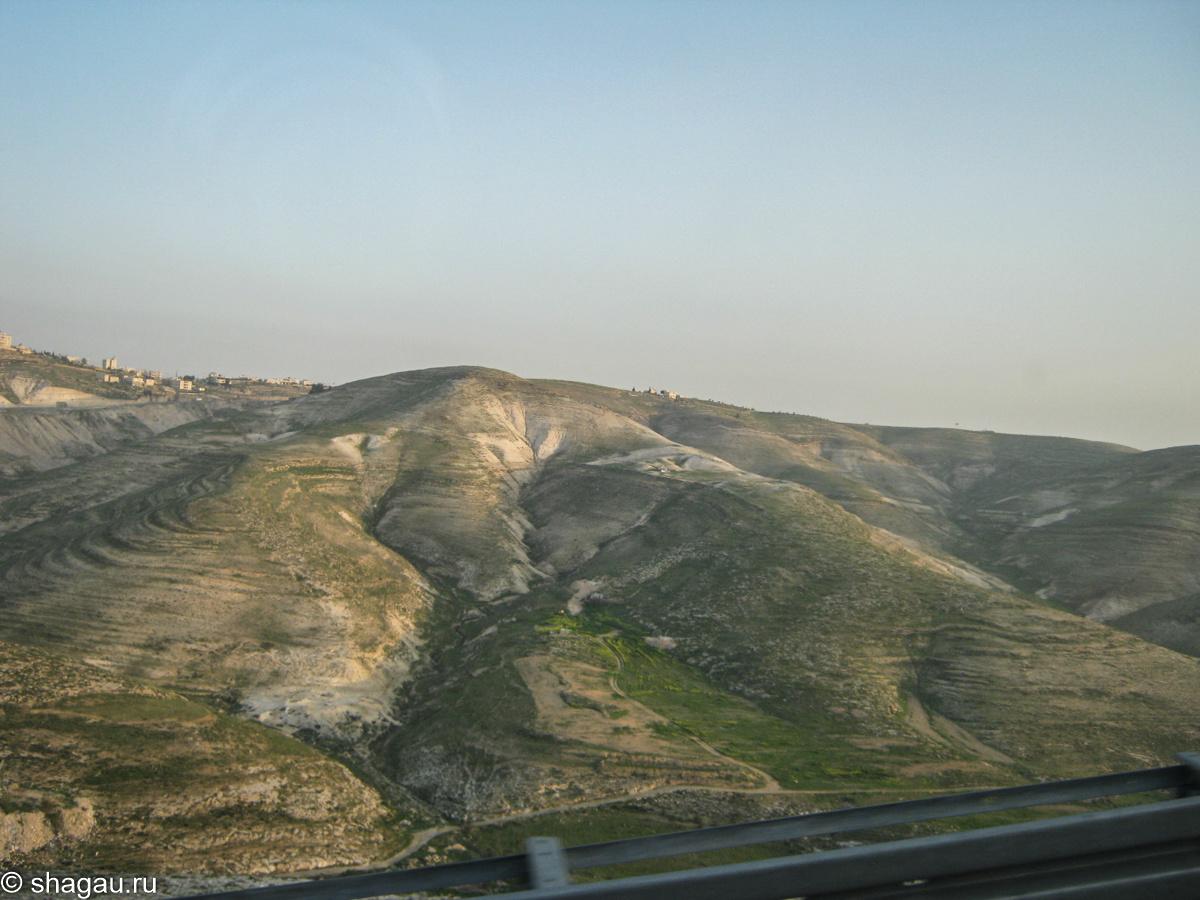 Пейзажи Израиля