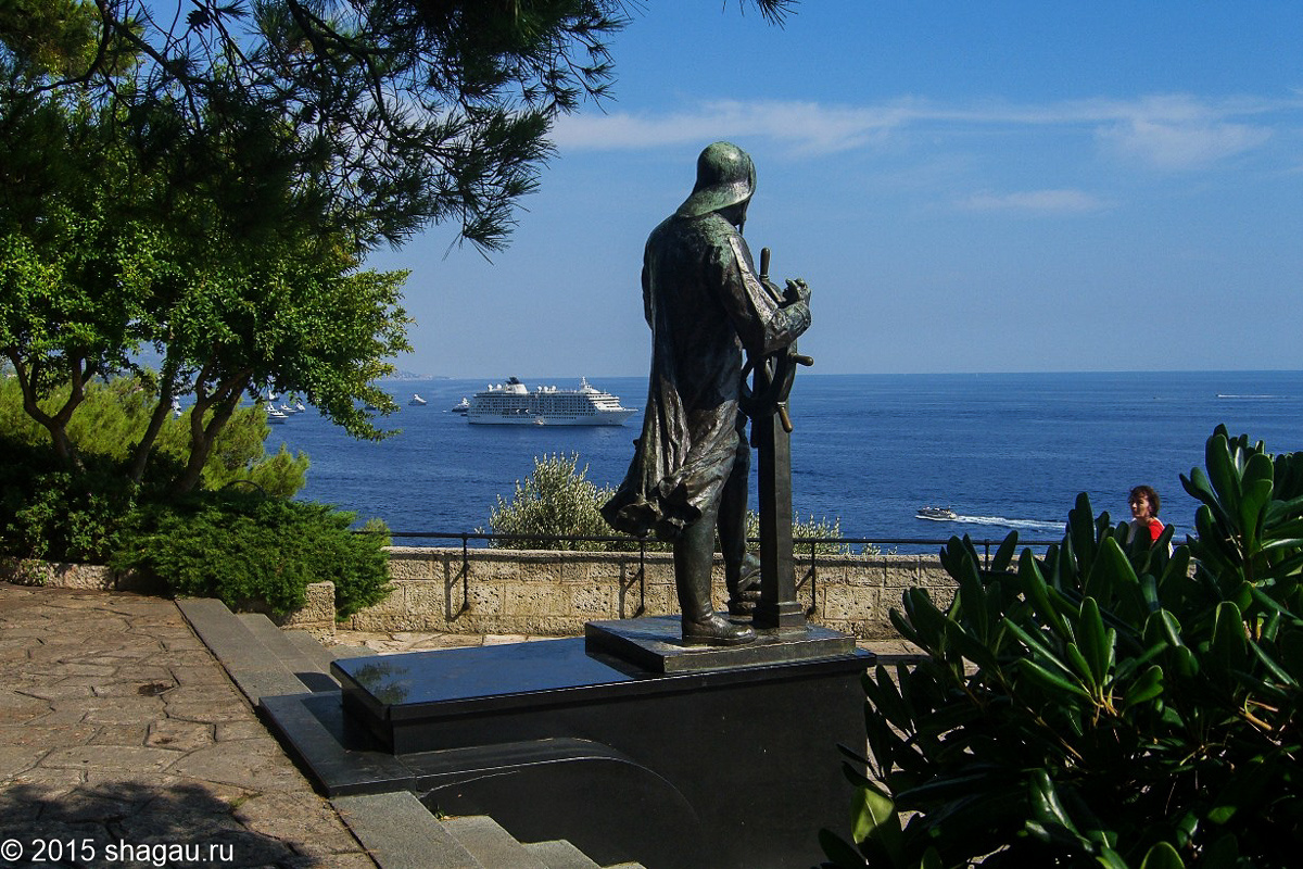 Памятник Альберту первому