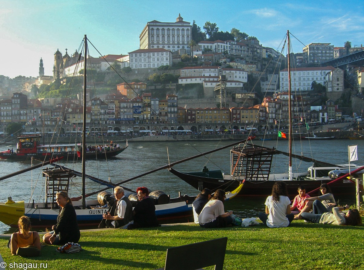 Португалия. Праздник в Порту