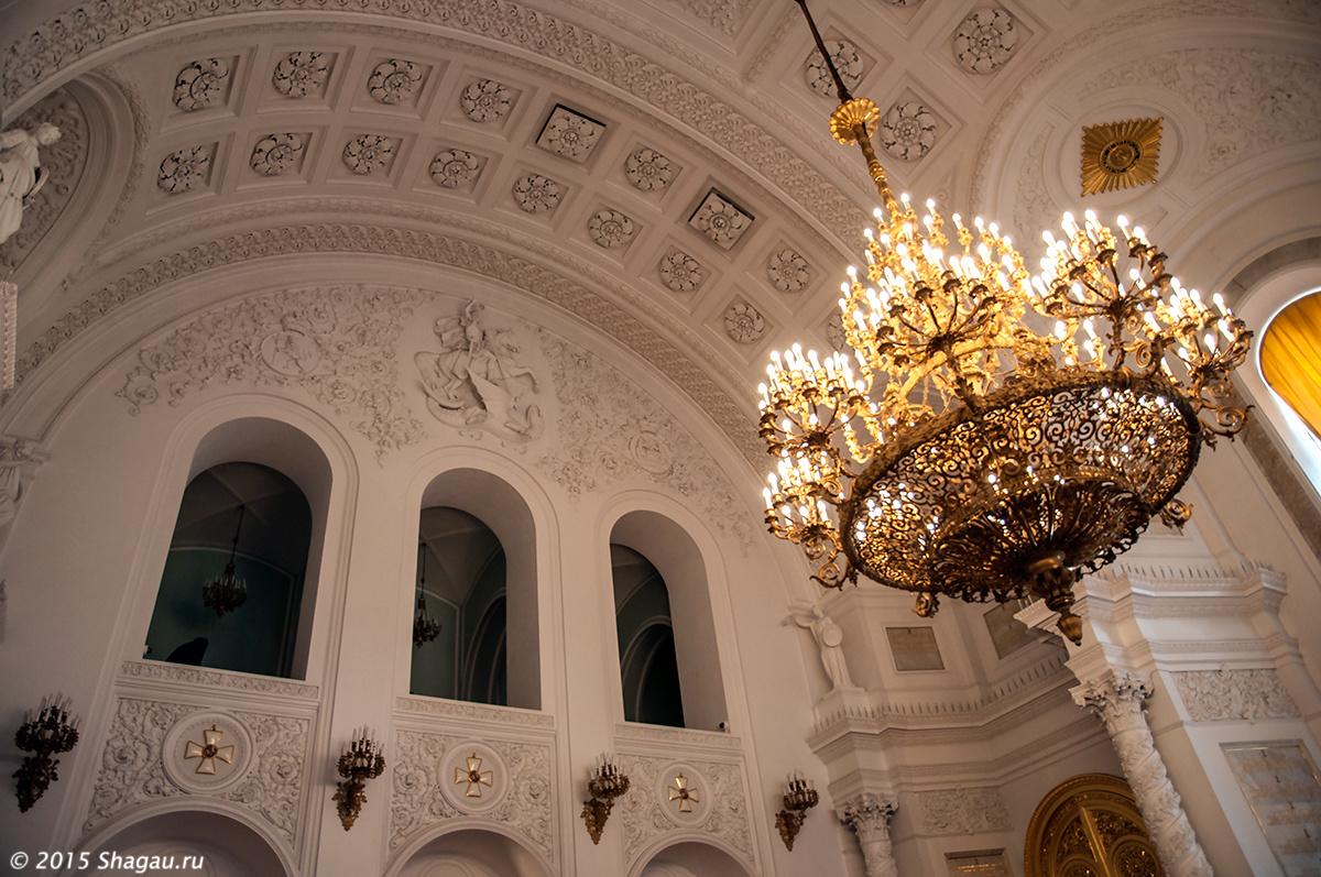 Георгиевский зал картинки