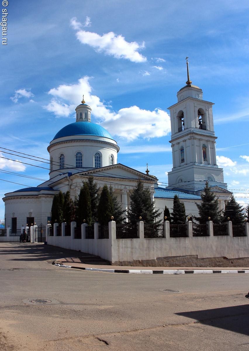 Серпухов. Храм Николы Белого