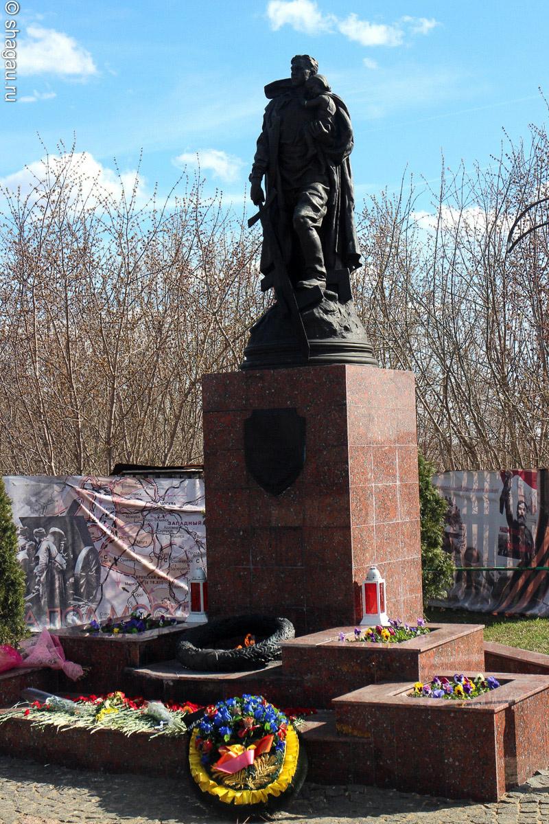 волгоград фото города надгробия