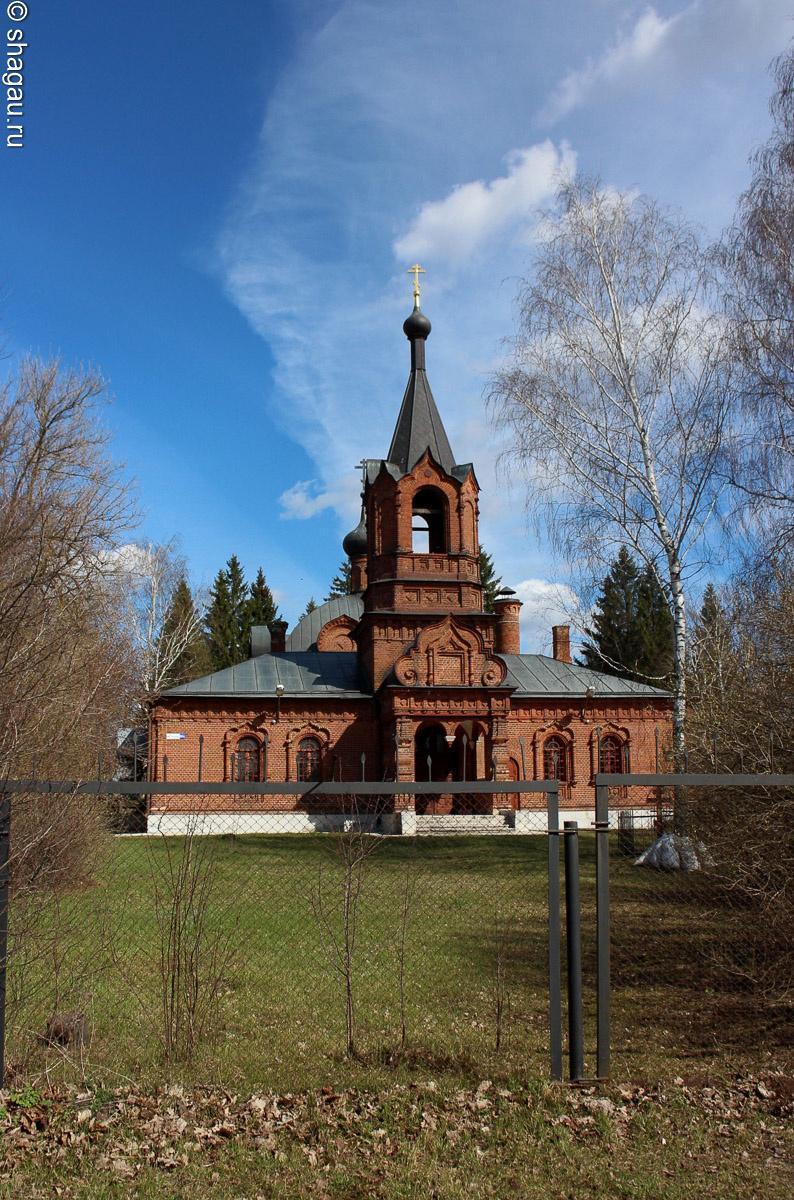 старообрядческий Покровский храм