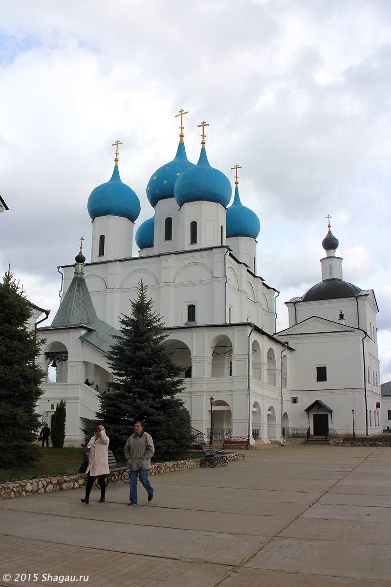 Собор Высоцкого монастыря