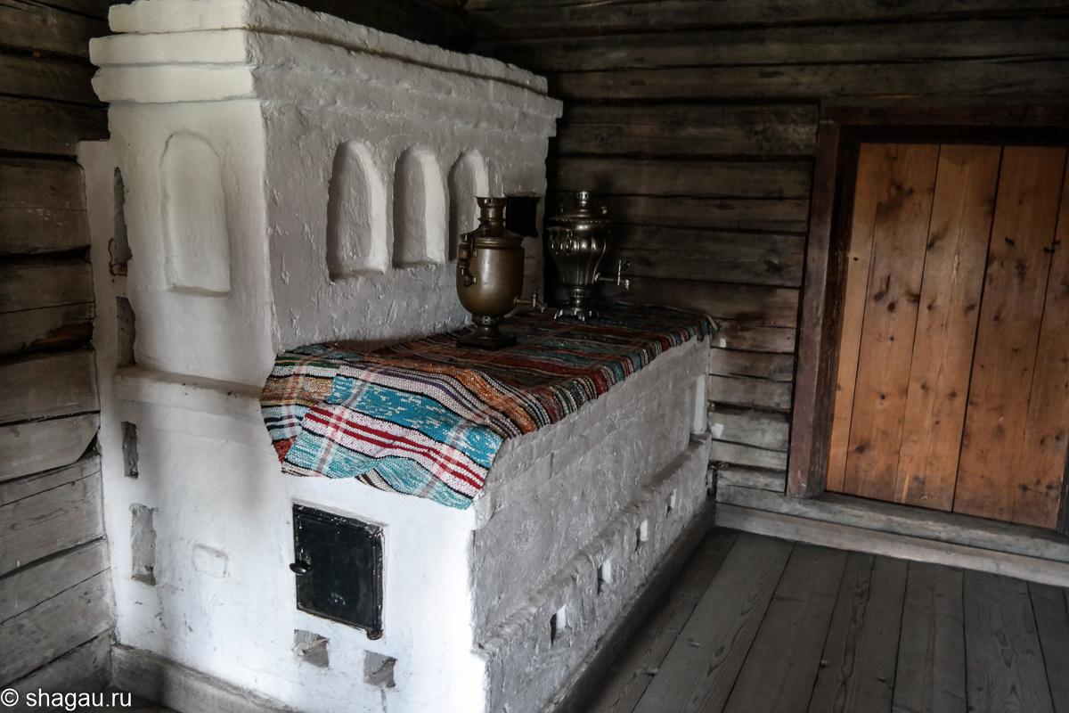 дом Ошевнева