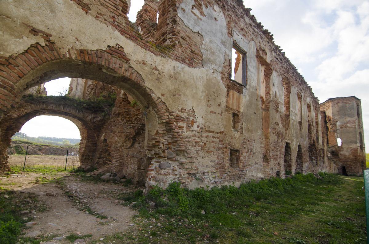гольшанский замок фото путь начала