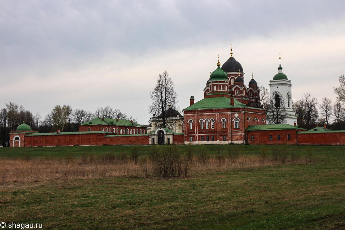 Спасо_бородинский монастырь