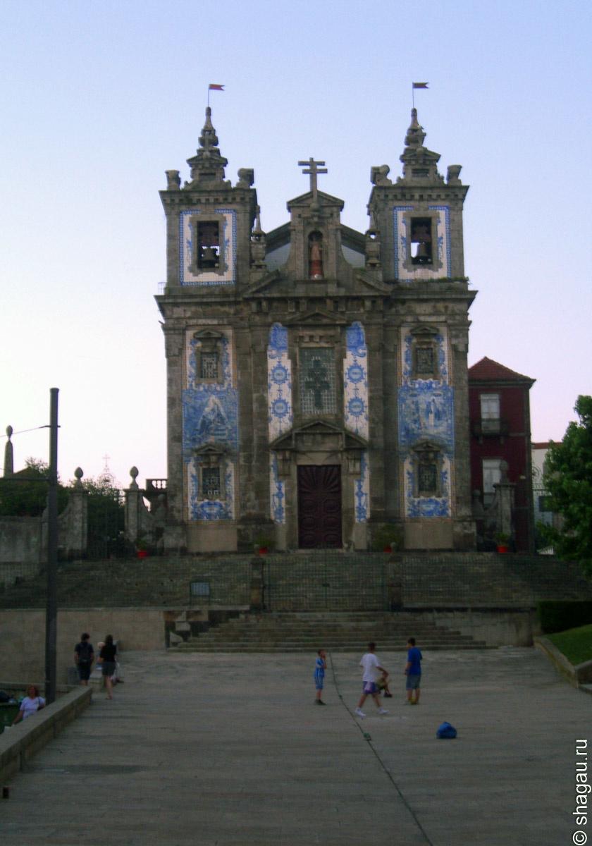 Собор Святого Ильдефонсо из Толедо