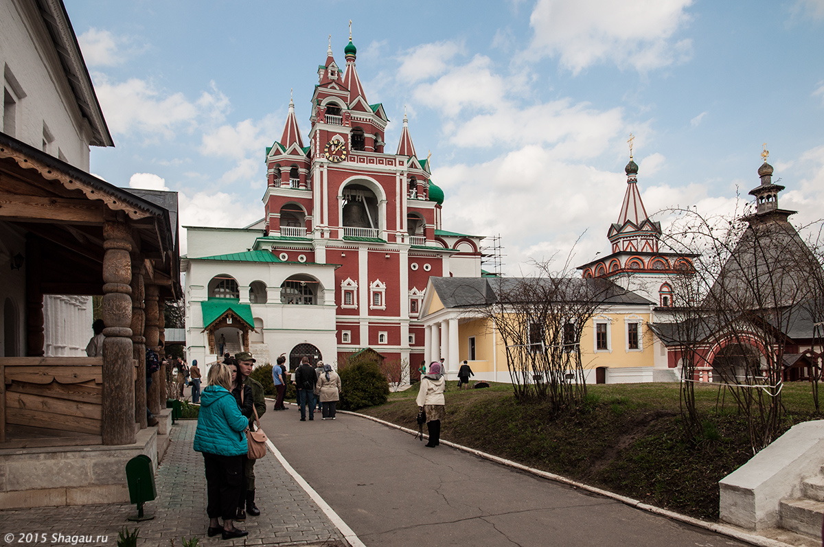 Саввино-Строжевский монастырь