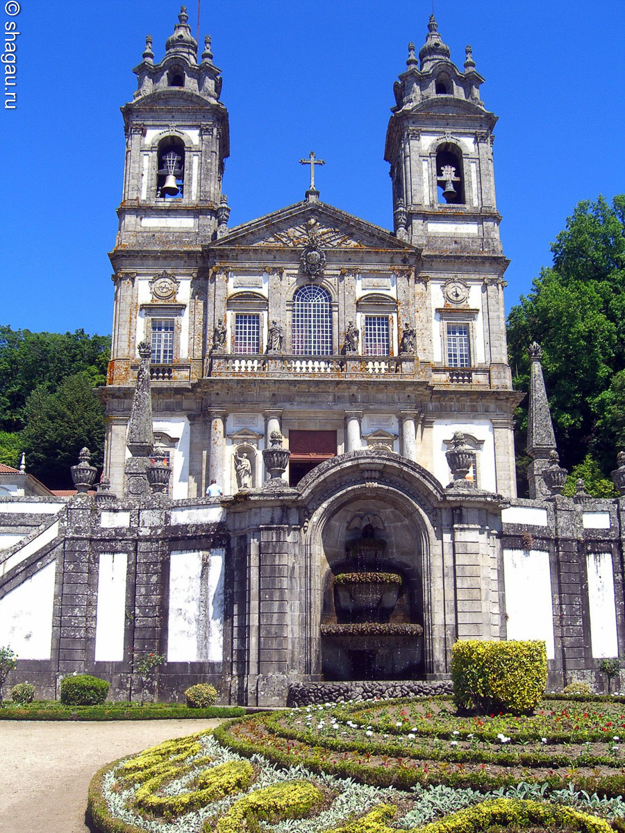 церковь бон жезуш ду монте