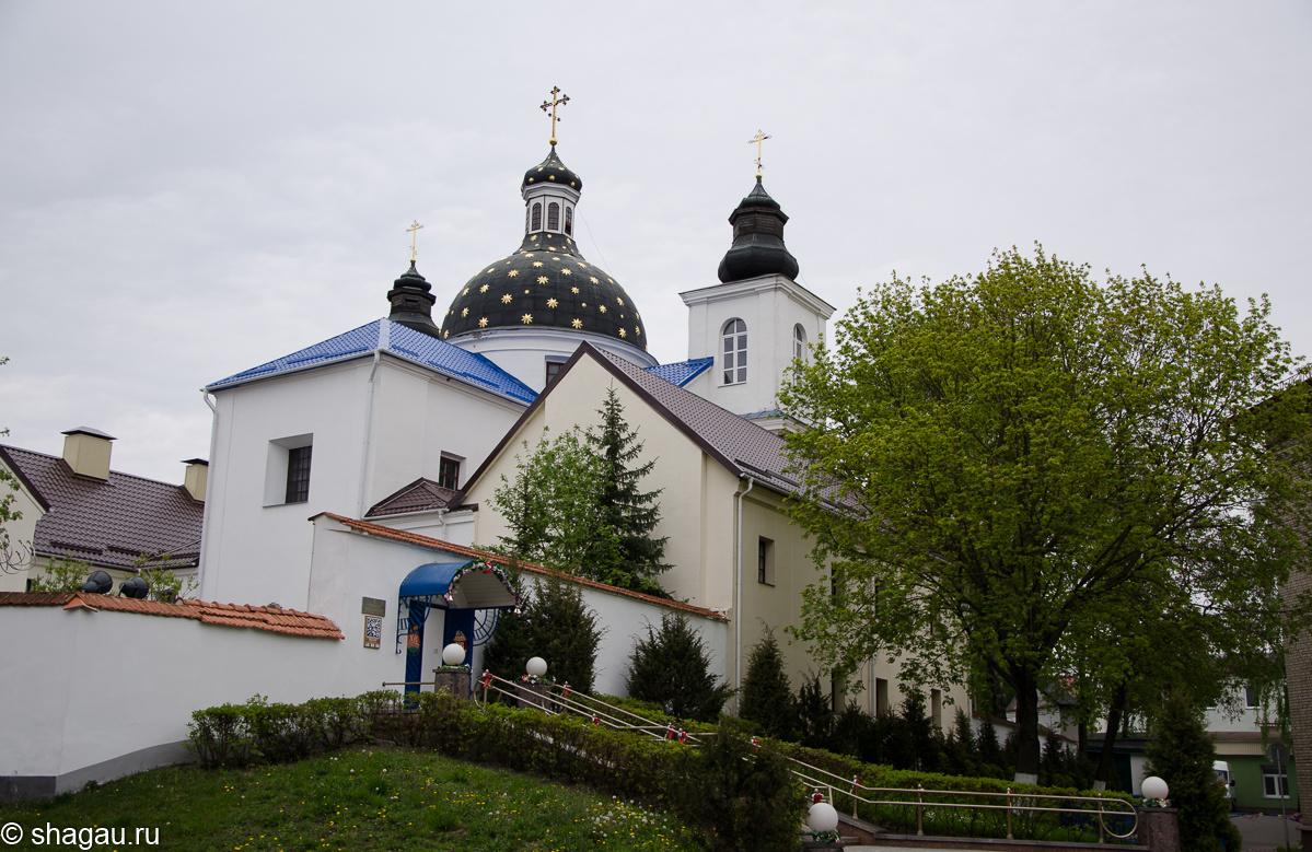 Монастырь Рождества Богородицы Гродно