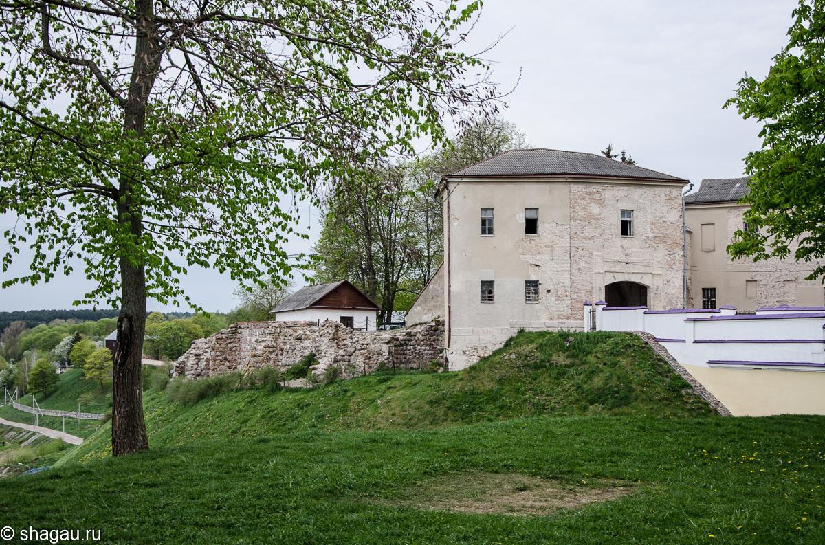 Старый замок Гродно